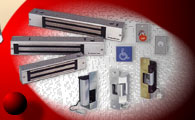 Electric Door Locking Hardware