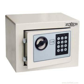 Helltek Inc Electronic Security Systems Mini Safe